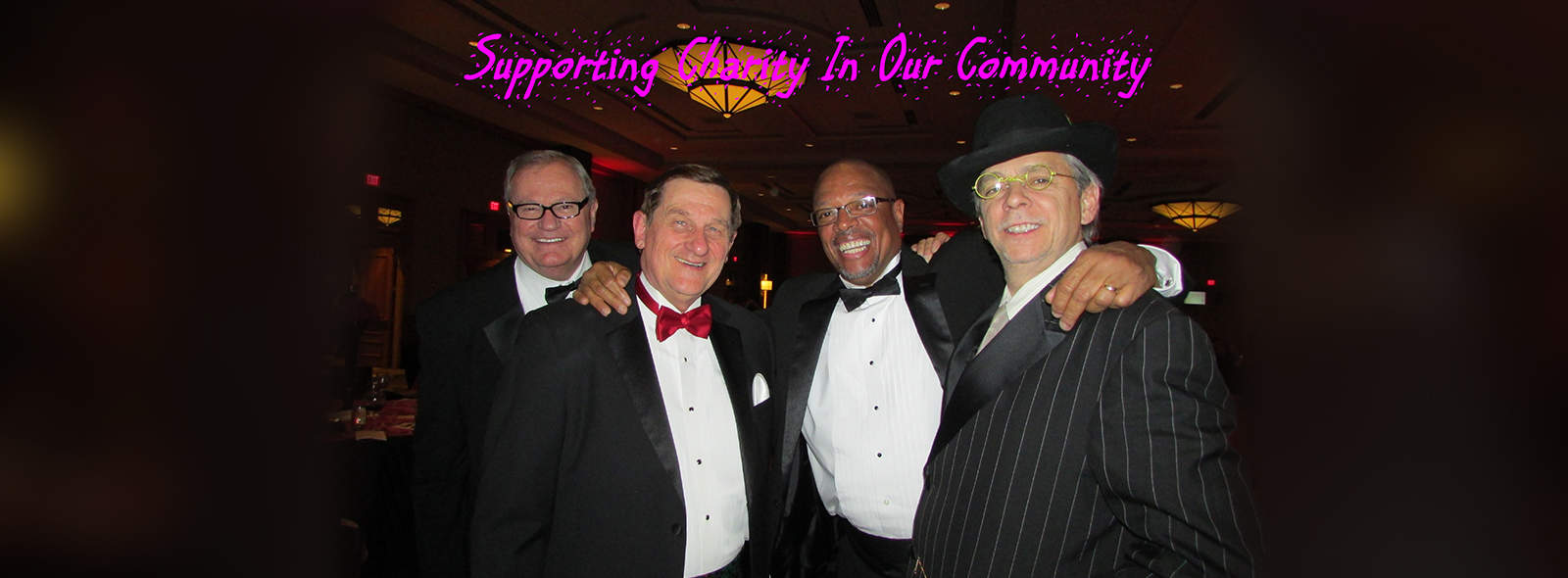 Supporting Charity in Frisco Community
