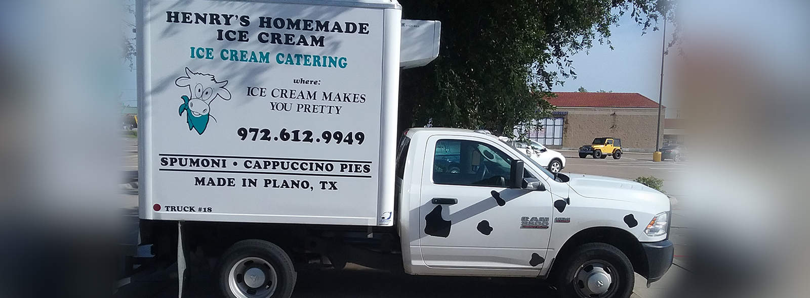 Ice Cream Delivery in Texas