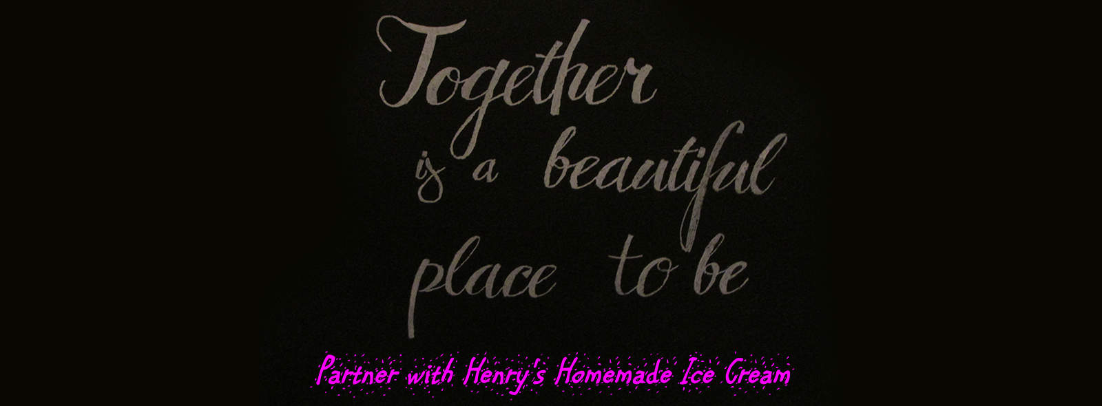 Partner with Henry's Homemade Ice Cream